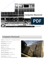 Conjunto Nacional - Priscilla- Felipe - Rafael
