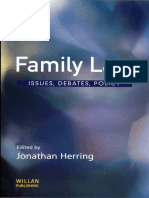 Jonathan Herring - Family law _ issues, debates, policy (2001, Willan Pub).pdf