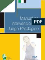 Manual de Tratamiento de Juego Patologico