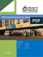 20190330 - Bilal Departmental Store