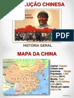 Revolução Chinesa - Slides