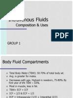 IntravenousFluids