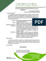 Propuesta de Recolección Pomoca 2018_2019