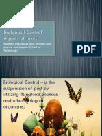 Biological Control Agents