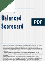 Balanced Scorecard Final