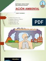 Salud y Sociedad - Contaminacion