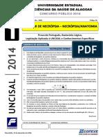 Prova - Auxiliar de Necropsia - Necropsia-Anatomia - Tipo 1.pdf