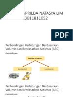 Steffi Aprilda Natasya Lim_perbandingan Volume-based Dan ABC