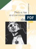 Miedo y Risa en El Cine Mexicano.