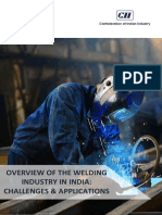 An Overview of Indian Welding Industry - Report