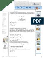 .__cinética Química - Lei de Guldberg e Waage - Só q _