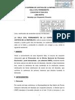 CAS Nº 2364-2016-Lima Norte -