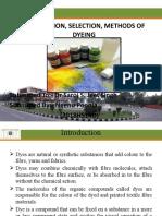 Final Dye Ppt
