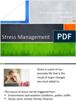 Stress Management 4CS
