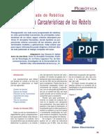 SE236 Lección 04 Principales Características de Los Robots