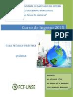 Marco Teorico Quimica - Ingreso FCF UNSE