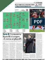 La Provincia Di Cremona 28-04-2019 - Serie B