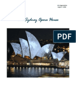 The Sydney Opera House.docx