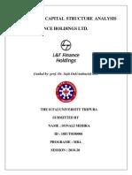 Operating Leverage(1)