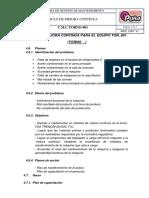 Registro de Accion Preventiva de Mejora (Torno)