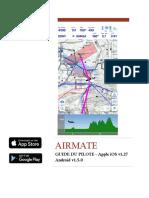 Airmate - Guide de l'Utilisateur - V1.27
