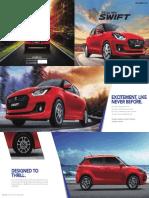 Swift Brand Brochure