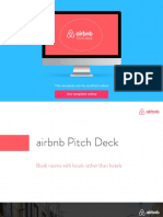 Pitch Deck example