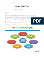 Extended Marketing Mix.docx