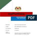 Kulit Myportfolio Gab Menengah