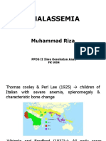 penyakit kedokteran thallasemia