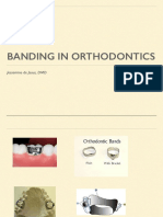 Banding in Orthodontics