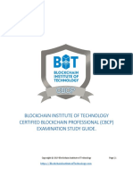 Bit Cbcp Study Guide h1 2019