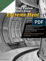 Protecting Fusion Reactors From Extreme Heat Aa v13 i1