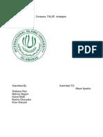 PTCL Strategies