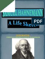 Hahneman's Life