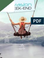 Evasion week-end 2019