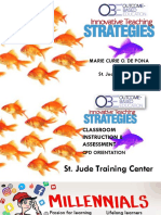 OBE Strategies in Teaching