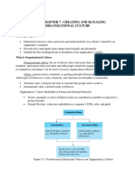 Theory Organization Resume