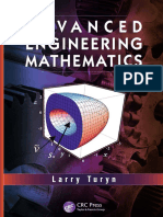 Lawrence Turyn - Advanced Engineering Mathematics-CRC Press (2013)
