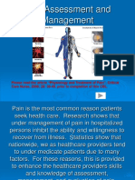 2009 Pain Assessment and Management