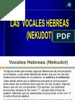 Tema III Vocales Hebreas