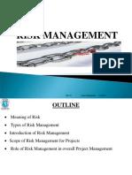 Risk Management- Introduction