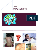 Introduction to Transcultural Nursing