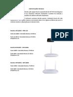 Especificacoes Tecnicas - 10.04