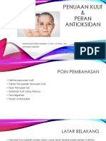 6. Penuaan Kulit Dan Antioksidan