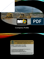 Mandiri Investa Bersama Company Profile