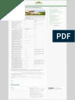 9-Bovinocultura – Tabela Com Legislação e Normas Técnicas Para o Rio Grande Do Sul