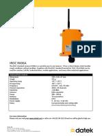 Produktblad IROC Receiver ENG Ver1