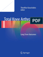 Total Knee Arthroplasty Long Term Outcomes. Springer (2015).pdf