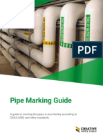 Guide Pipe Marking